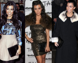 Kourtney Kardashian loves her Belle de Jour