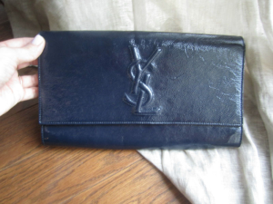 YSL Belle Du Jour Navy (Used)